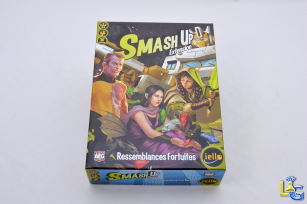 Smash Up : Ressemblances Fortuites - 1