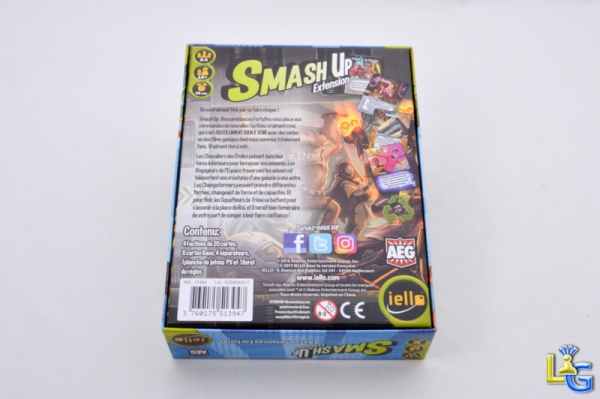 Smash Up : Ressemblances Fortuites - 7